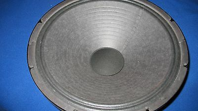 """JENSEN 15"""" woofer model number 15504 2.6 ohm 67-8848 G2 cone #451522-2 perfect"""