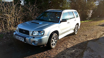 Subaru Forester XT 2.5 Turbo Prodrive Performance Pack (PPP)