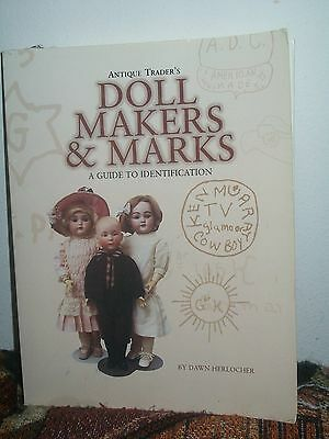 Rare Oop Antique Trader's Makers And Marks