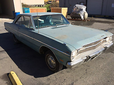 1969 Dodge Dart  1969 69 Dodge Dart Clean No Rust So Cal Car 2 door