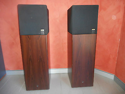 Kef Reference Series 107 / 2 Audiophile Speakers With Kube
