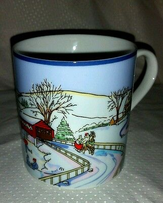 Tiffany & Co Holiday Collection Limited Edition Made for CVS Coffee Mug