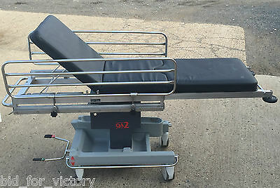 Anetic Aid QA2 Patient Transport Recovery Surgical Operating Table Trolley Bed