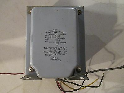 Triad P-14A Plate Supply Power Transformer 1780V CT @ 250MA 1425V CT @ 250MA