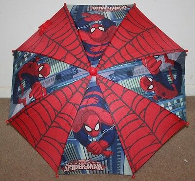 Marvel Amazing Spider-Man Molded Handle Umbrella for Kids