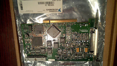 National Instruments PCI-6023E Multifunction Data Acquistion Card  PCI SLOT
