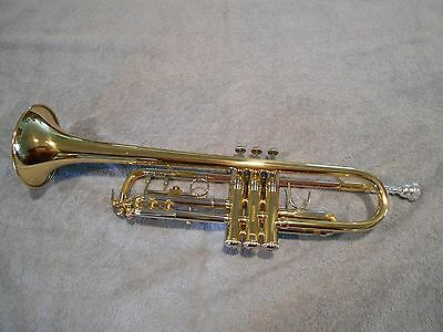 Bach TR 500 Trumpet Beautiful Minty