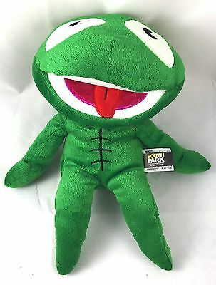 "SOUTH PARK loot crate exclusive 20th ann CLYDE FROG PLUSH 11"" sold out SO RARE!!"