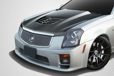 03-07 Cadillac CTS Stingray Z DriTech Carbon Fiber Body Kit- Hood!!! 113153