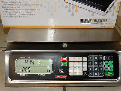 Torrey PC40L Electronic Price Computing Scale
