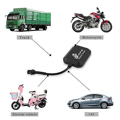 Mini GSM GPRS GPS Tracker Vehicle Truck Car Pet Real Time Tracking Device  Grand
