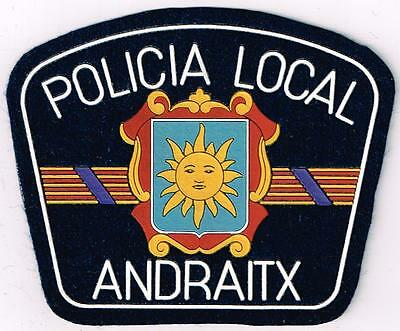 Andraitx Local Police, Spain patch