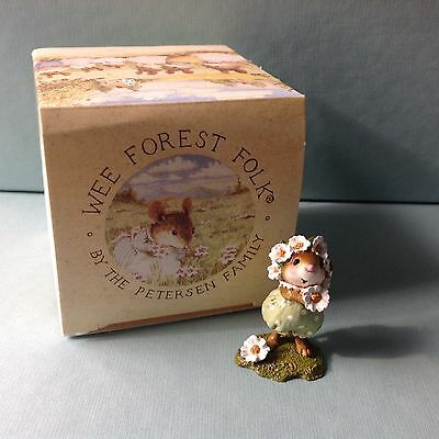 Wee Forest Folk, M-396 Daisy Chain, New in Box