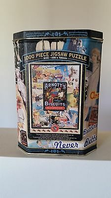 Collectable Arnott's Biscuit Tin Ex / Con.