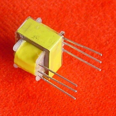 !! 4pcs EI-14 Audio Transformer 3.5K:32 ohm 3.5K:8 ohm & 1K:32 ohm 1K:8 ohm e