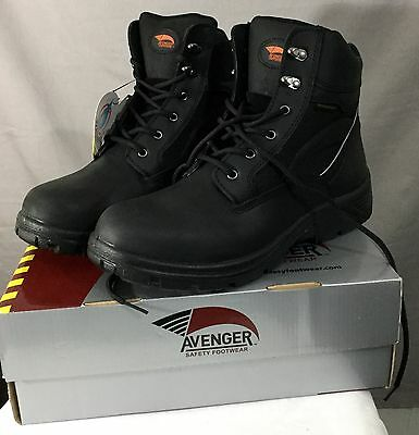 Avenger Safety Footwear Tactical Boots New In Box  Size 12M