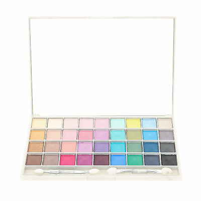 Girls and Womens Large Bright Eye Shadow Palette
