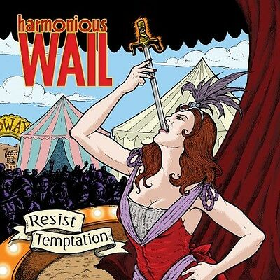 Resist Temptation - Harmonious Wail (CD Used Very Good)