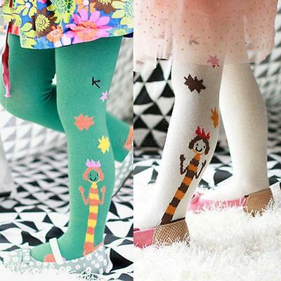 Baby Girl Boy Kids Toddler Tights Hosiery Pantyhose Long Socks Stockings Bottoms