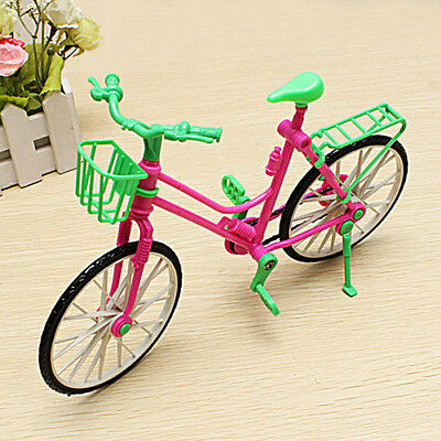Multicolor Cycling Bicycle Bike Outdoor Doll's House Dollhouse Miniature