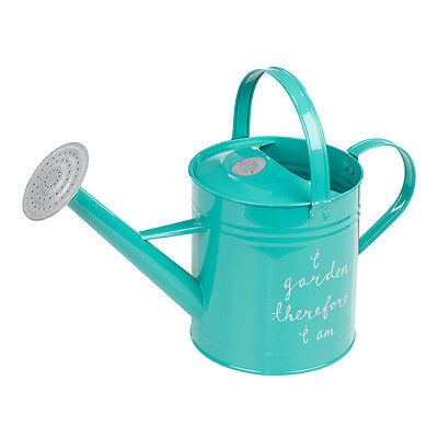 NEW Thoughtful Gardener watering can in blue Girl's by Until