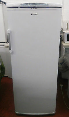 Hotpoint Future RZA64 Tall Free Standing Freezer In White