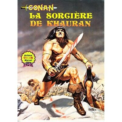 Conan (Artima Color Marvel Géant) N° 3 - Comics Marvel