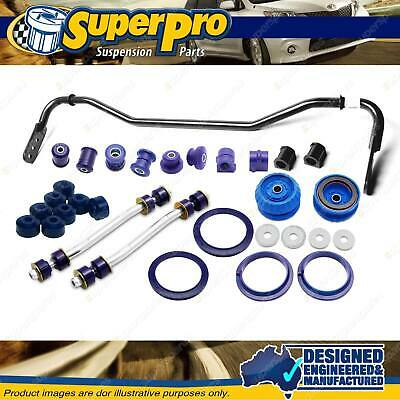 Front Superpro Suspension Bush Kit For HOLDEN COMMODORE VR-VS Ute - 1993-2000