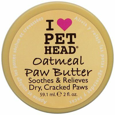 Pet Head Oatmeal Paw Butter 59.1 ml