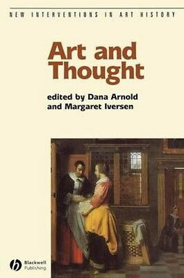 Art and Thought by Dana Arnold Paperback Book (English)