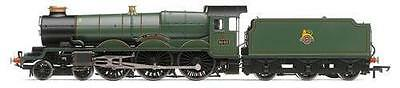 HORNBY :- R3301 EARL OF MOUNT EDGCUMBE  BR CASTLE CLASS LOCOMOTIVE New & Boxed