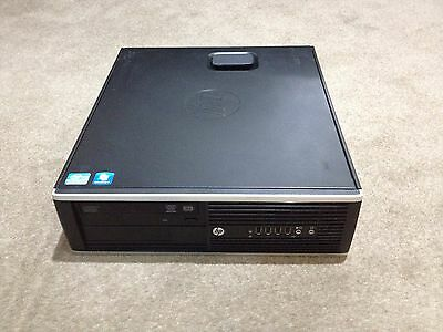 HP8200 Elite SFF Core i5-2400 3.10GHz+4GB RAM+160G HDD