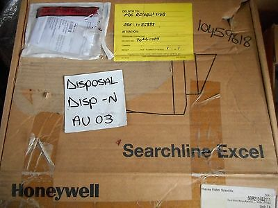 Honeywell Sgr 2104B2111 Searchline  Gas Detector  Iecex  Short Rnge Receiver