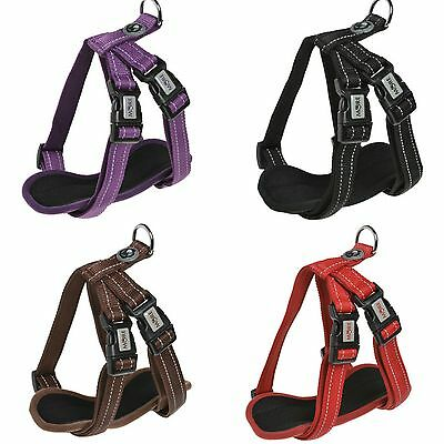 MORE Padded Waterproof Adjustable Soft Comfortable Strong Vest Pet Dog Harness