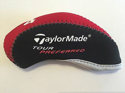 New 10 x Taylormade Iron Covers Golf Club Head Covers Tour Preferred 4-LW