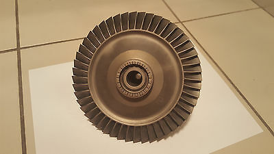 Rolls Royce Allison 250 Helicopter Turbine Disc / Wheel / Impeller