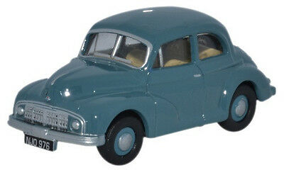 Oxford Diecast Morris MM Series Lowlight Thames Blue 76MMS005 (OO Scale)