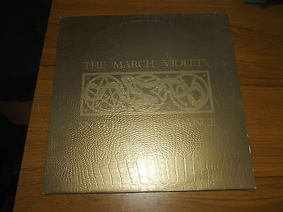 THE MARCH VIOLETS Snake Dance 12 inch single