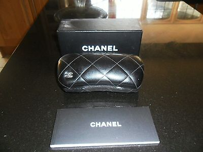 100% Genuine Chanel Sunglasses Case, Box & cleaning cloth