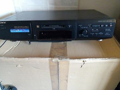 Sony MDS-JE440 Mini Disc Player