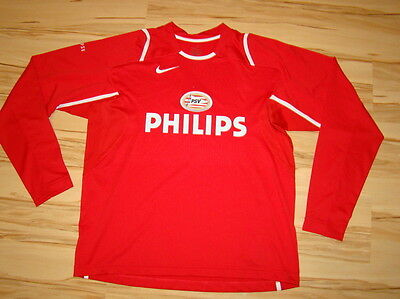 Psv Eindhoven Nike Home Shirt Size L Long Sleeve Perfcet