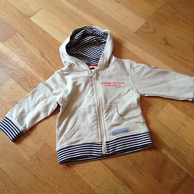 Baby boy hooded jacket 9-12 months