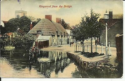 Ringwood from the Bridge, 1907