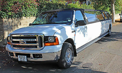 Ford Excursion Stretch Limousine Krystal