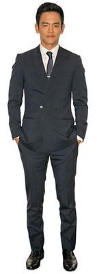 John Cho Cardboard Cutout (life size OR mini size). Standee. Stand Up.