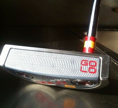 putter scotty cameron GOLO 6