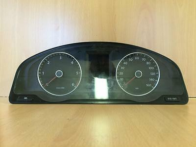 Vw Transporter T5.1 Instrument Cluster Speedometer And Rev Counter