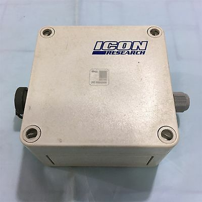 Icon Research Junction Box. Type 7,2 and 4. Free Shipping.