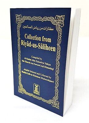 Collection from Riyad us Saliheen - (Special Paperback - Pocket Size)
