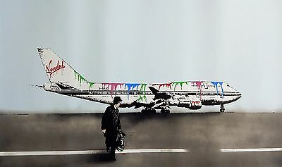 "Nick Walker - VANDAL AIRWAYS ""Limited Edition Signed Print + Free Stik Photo"